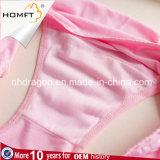 Os fabricantes vendem por atacado a cuecas modal do triângulo das raparigas do roupa interior das senhoras