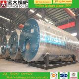 B-Kategorien-automatisches horizontales Gas/ölbefeuerter Dampfkessel