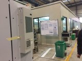 acondicionador de aire de la cabina de la CA 2000W para las telecomunicaciones