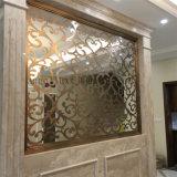 En acier inoxydable High-Grade 304 couleur écran de la fenêtre Partition Prix décoratifs en métal