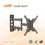 Настенное крепление для ЖК элегантные тонкие Full-Motion настенное крепление (КТ-LCD-T1902X)