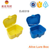 Alive Fishing Lures / Baits Storage Boxes en plastique
