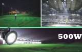 Indicatore luminoso di inondazione esterno di alto potere LED per illuminazione 300W 400W 500W del campo di baseball del tappeto erboso