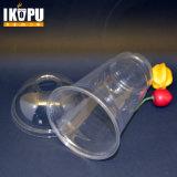 Prix promotionnel Coupe en plastique et dôme Couche Pet Cup