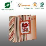 Sacchetto di acquisto di carta con il nastro (FP11052)