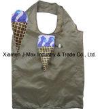 豪華な昇進の再使用可能なFoldableアイスクリーム店袋