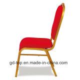 金属のカーブのシートの宴会の椅子