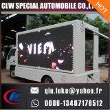 게시판 트럭을 광고하는 트럭에 의하여 거치되는 발광 다이오드 표시 옥외 LED Trivision