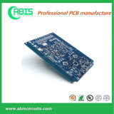 Superficie azul tinta terminada PCB placa de circuito OSP