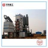 Heiße Mischung 160 t-/hasphalt-Mischanlage mit Riello-Brenner