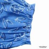 Девушки Miss Вы Ailinna 102573 помыли платье джинсовой ткани вскользь голубое макси