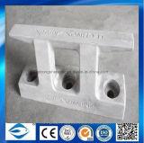 Parti di alluminio del pezzo fuso di sabbia della Cina