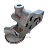 Pièces de fer de moulage au sable avec la fonte grise, bâti de fer de précision de constructeur