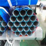 Tubo d'acciaio galvanizzato B del grado di ASTM A53 BS1387 per la serra