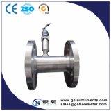 Medidor de fluxo líquido da turbina da água