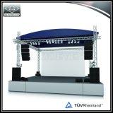 Lautsprecher-Binder-Bodenstützbinder-Dach für Erscheinen