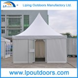 шатер Pagoda павильона 5X5m модный цветастый