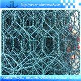 Het Netwerk van de Draad van Gabion in Burgerlijke bouwkunde wordt gebruikt die
