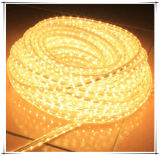 SMD3528 60LEDs Dimmableの屋内ホーム装飾青いLEDのロープ