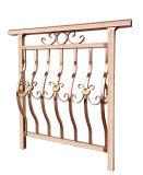 Diseño de prefabricados de acero Corten valla