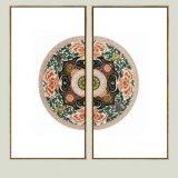 جدار فنية حديث أنيق [فين رت] صورة زيتيّة جدار فنية لأنّ زخرفة بيتيّة