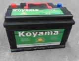 Batterij DIN57531 van het Onderhoud van de goede Kwaliteit de Vrije Beginnende Navulbare (75Ah 12V)
