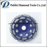 يطحن فنجان فولاذ قاعدة عجلة لأنّ معدن قطعة حجارة يصقل