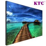 55 gemeinsame Samsung LCD Video-Wand des Zoll-1.7mm