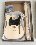 Collet de guitare de machine de commande numérique par ordinateur de nécessaires de guitare électrique de TL