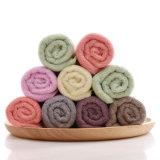 強い吸水の100%年の綿の表面/手/浴室タオル