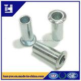 Rivet tubulaire de frein de fournisseur d'or pour des pièces d'auto