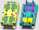 Novos Moldes de Injeção de Plástico e personalizar o projeto do molde plástico