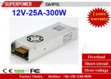 AC 110/220V aan gelijkstroom 12V25A 300W Strip Power Supply Single Output Series Switching Power Supply
