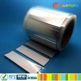 金属のラベルの札の印刷できるEPC Gen2 Impinjモンツァ4QT UHF RFID