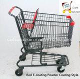 250L América do carrinho de compras de estilo