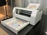 Zelfklevende Automatische het Voeden van de Sticker Blad aan Blad Scherpe Machine