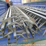 Junção de expansão da ponte com vários tipos
