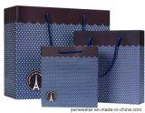Papel de alta calidad en el bolso de regalo/prendas de vestir