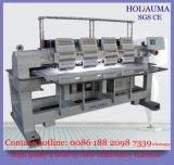 La Chine haut de page 4 tête haute vitesse pour le Cap de la machine de broderie Broderie T Shirt heureux affaires sous la même que Tajima