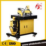 1대의 동판 유압 공통로 가공 기계 (VHB-401)에 대하여 4
