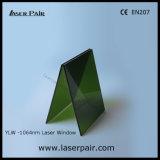 800-1100nm-D4+ лазерный защиты стекла (YLW) и безопасность лазера для вывода D6+ @ 1064нм волокна с лазерными принтерами