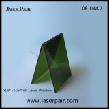 1064nm O.D6+ 섬유 Lasers/ND를 위한 Ylw 800-1100nm O.D4+ 레이저 안전 Windows/Laser 보호 장: 표준 크기를 가진 YAG: 200*250mm 간격: 5mm