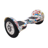 Aerotabla Equilibrio portátil de 10 pulgadas de largo Montar dos ruedas eléctrica