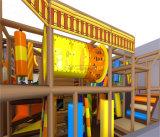 Parque de Diversões alegrar Pirateplayground coberto o equipamento de fitness para crianças