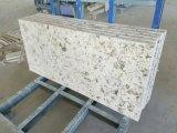 Banheira de venda da pedra de quartzo artificial para a bancada de cozinha