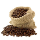 Ecoの友好的なジュートのバーラップのコーヒーバッグ