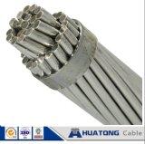 Trefolo d'acciaio placcato di alluminio di Acs del cavo elettrico per il conduttore ambientale di tensione extra-alto