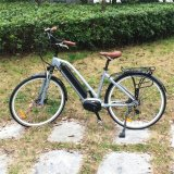 محرّك منتصفة درّاجة كهربائيّة مع [لكد] عرض