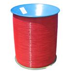 Fil d'acier revêtu en nylon à chaud pour la liaison en ligne spirale