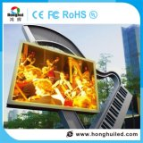 Kundenspezifisches P16 Panel im Freienbekanntmachensled